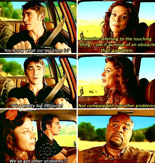 - Pushing Daisies.