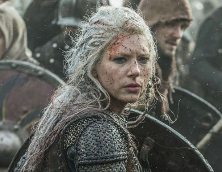 Lagertha Lagertha Vikings Norse Goddess