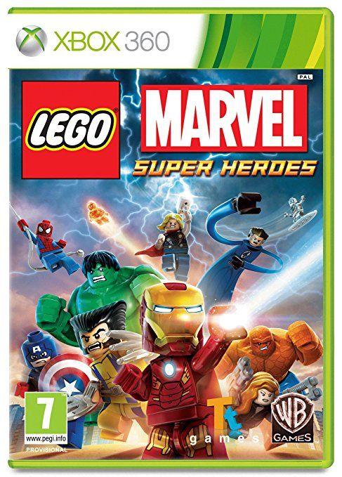 LEGO Marvel Super Heroes (Xbox 360) [Edizione: Regno Unito]