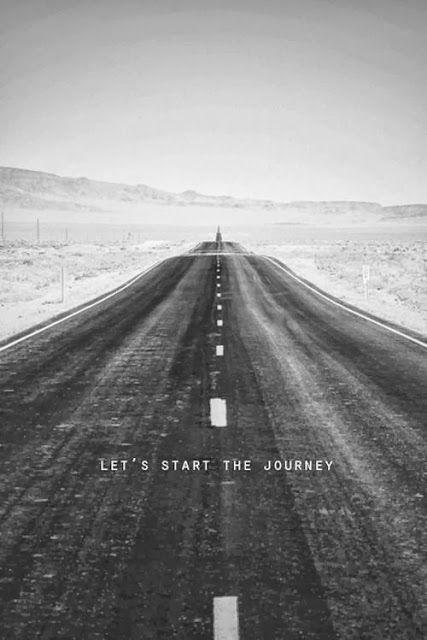 Lets Start The Journey The Journey Of Faith The Journey Of Life