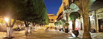 Centro Histórico  de Bernal, Ezequiel Montes, Querétaro. Camina por las calles del centro Histórico, para poder admirar todo tipo de arquitectura colonial y descubrir por que en 1996, este espacio fue reconocido como Patrimonio de la Humanidad por la UNESCO.