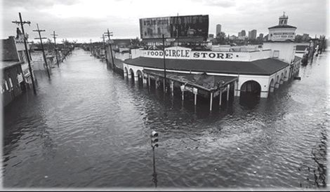 Нью Орлеан Відновлення після повені 2005