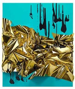 Anselm Reyle - Foil Series