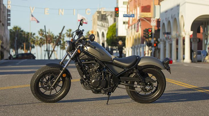 2017 Rebel 500 Honda Cruiser Bike Review Specs Price