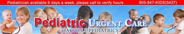 Oakville children clinic