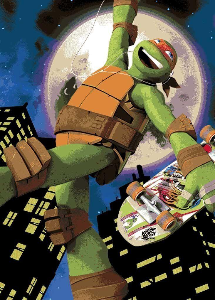 85 besten Kinderzimmer Ninja Turtles Bilder auf Pinterest ...