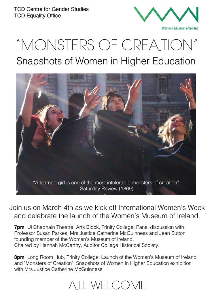 Women in Higher Education launch