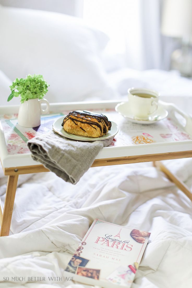 Mother S Day Breakfast In Bed For Kids