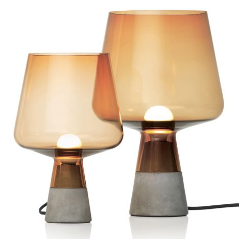 Leimu lamps by Magnus Pettersen for Iittala