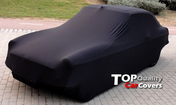Fitted Car Cover for MG - Slimfit Look, top protection!
