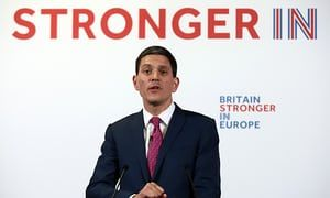 David Miliband: we need a second vote on Brexit deal  Former Labour minister enters fray over Europe to urge fightback on 'act of economic self-harm'