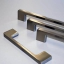 STYLE 96MM STAINLESS STEEL CABINET HANDLE C070 C70-96/128 SN