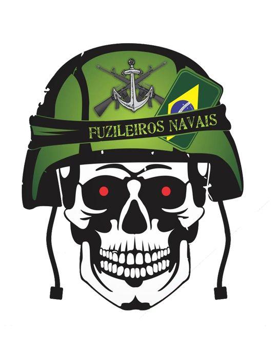 """Corpo de Fuzileiros Navais """"adsumus"""""""