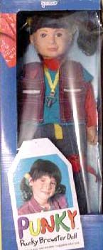 Punky Brewster Doll, had the doll and everything else Punky.I thought I was her Punky Power!!!! lol