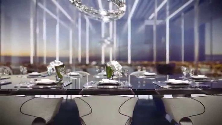 Luxury Miami  New Condo Echo Brickell - Penthouses HD