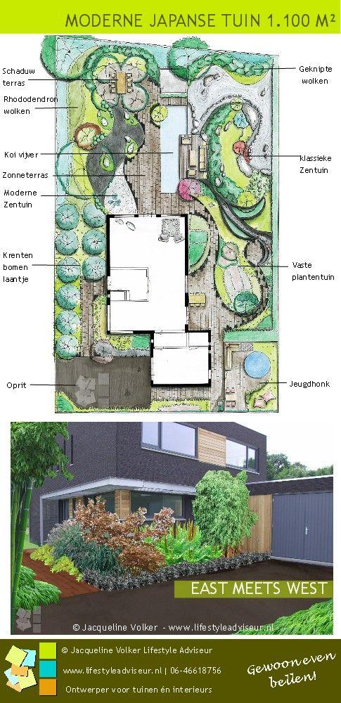 Zen Garden Design Plan - Zandalus.Net
