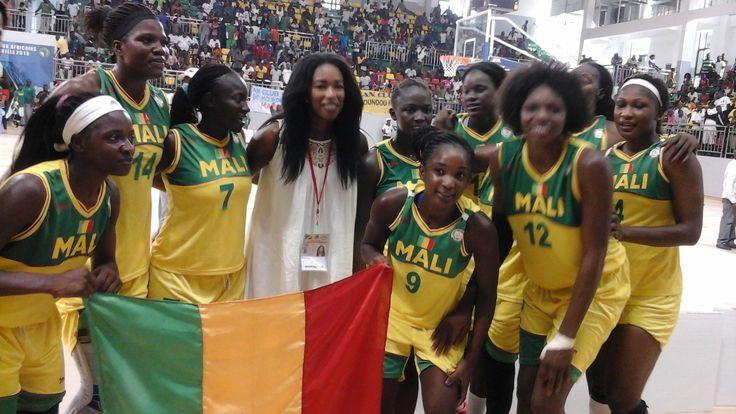 Basket: les Aigles Dames offrent l'or au Mali - http://www.malicom.net/basket-les-aigles-dames-offrent-lor-au-mali/ - Malicom - Toute l'actualité Malienne en direct - http://www.malicom.net/