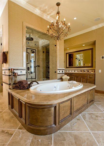 Master Bathroom - Traditional - Bathroom - Images by Beth Whitlinger Interior Design | Wayfair
