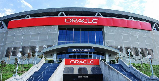 Oracle Arena, Oakland CA