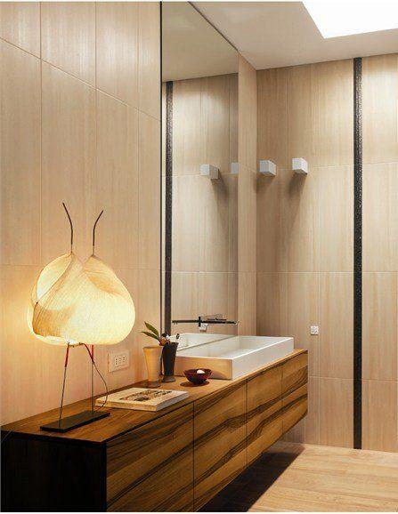White-paste #wall tiles ZERO by FAP CERAMICHE #bathroom