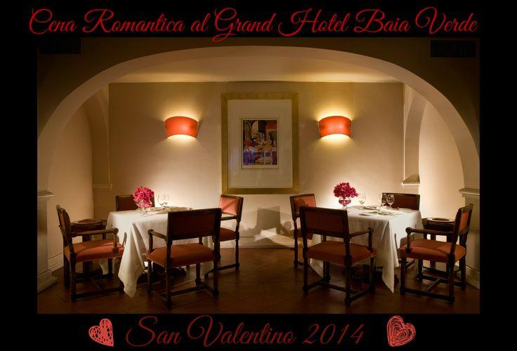 Venerdì 14 Febbraio in occasione della Festa degli Innamorati, Il Grand #Hotel Baia Verde organizza una Speciale #Cena #Romantica a Lume di Candela, per Rendere Unico il Vostro #SanValentino !