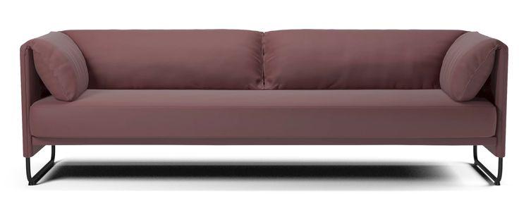 I likhet med interessante mennesker, har Mara en mangesidet personlighet. Designen er elegant og attraktivt med en hard utside, mens innsiden er innbydende og myk. Det er den type sofa som du gjerne vil slappe av i hele dagen. Du kan fort ende opp med at tilbringe et par timer i den med bare å slappe av og gjøre absolutt ingenting. Skulle du få lyst til en lur eller bare ønsker en lounge-sofa, kan du trekke ut setet og på elegant måte tilføye ekstra 15 cm.