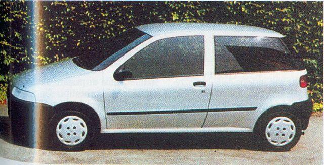 OG | 1993 Fiat Punto | Design proposals