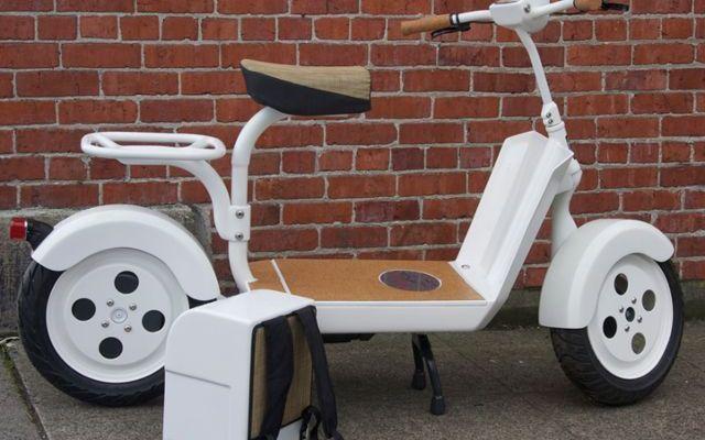 Arriva lo scooter elettrico minimal di Fido Motors! #scooter #elettrico #batteria