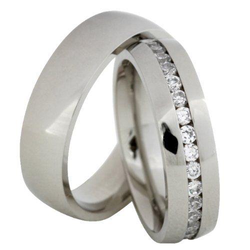 2 Partnerringe, Freundschaftsringe, Verlobungsringe mit Gratis Gravur | Your #1 Source for Jewelry and Accessories