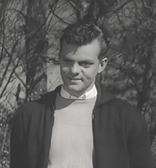 som Per Buller, i Ballade på Bullerborg fra 1959.