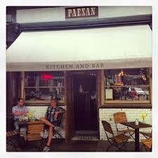 paesan restaurant exmouth market - Google Search