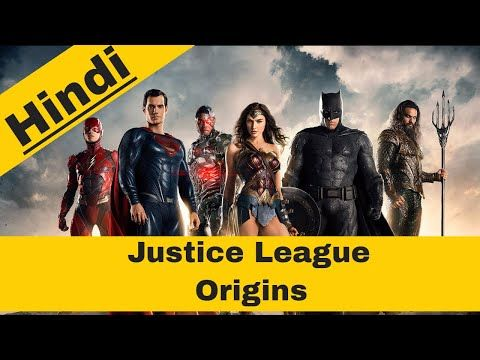 (71) Justice League Origins - Explained in Hindi | DC Comic Book Explained in HIndi - YouTube