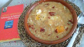 Zurrukutuna: Sopa de ajo y bacalao. País Vasco