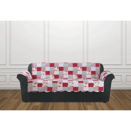 Ikea Sofa Bed Sure Fit Heirloom Furniture Pet Sofa Cover Red