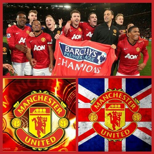 Manchester United won their game today!!! ;-)