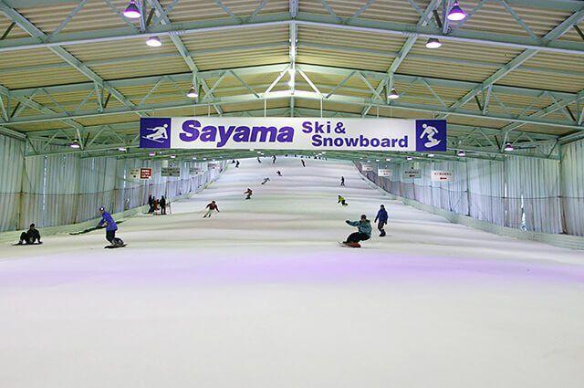 Sayama Ski Resort | SAYAMA