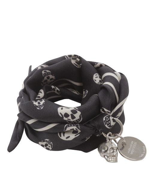 Alexander Mcqueen Wrap Scarf Bracelet OMG I NEED THIS!!
