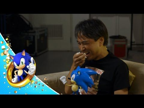 Behind the Scenes: Sonic Mania Infomercial - YouTube | Take a behind-the-scenes look at the Sonic Mania infomercial, featuring cast interviews and egg cracking bloopers. Erik really is a pro-egg cracker. Really. #PCGames #XboxOne #PS4 #PlayStation4 #Platformer #SEGA #Sonic #SonicTheHedgehog #SonicMania #Funny #Comedy #Jokes