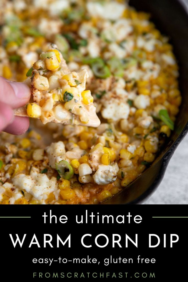 Jul 11, 2020 – This warm Mexican street corn dip with jalapeños and feta is sweet, spicy, creamy and crunchy. In other w…