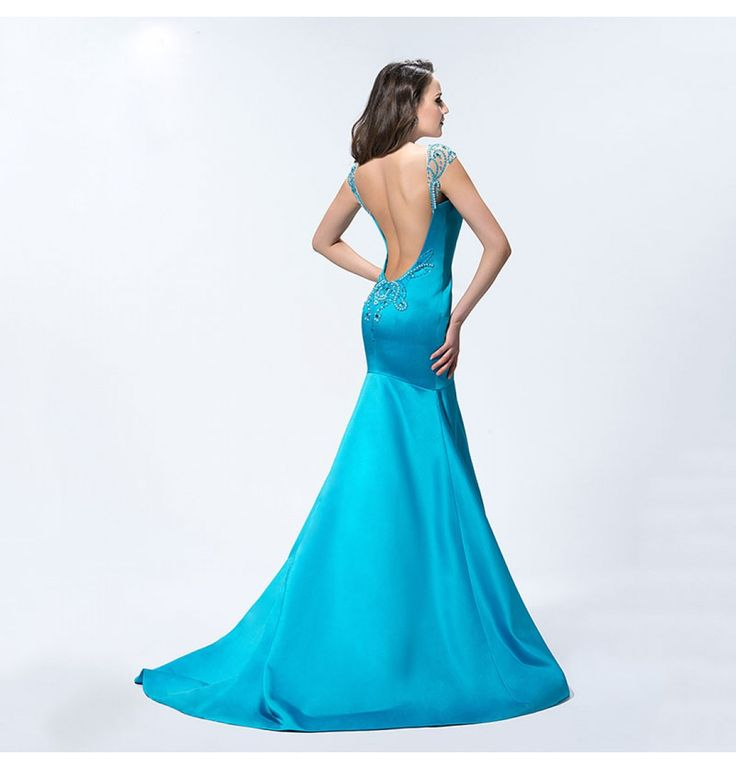 ... auf Pinterest  Rückenfrei, Brautkleid rückenfrei und Kleid spitze