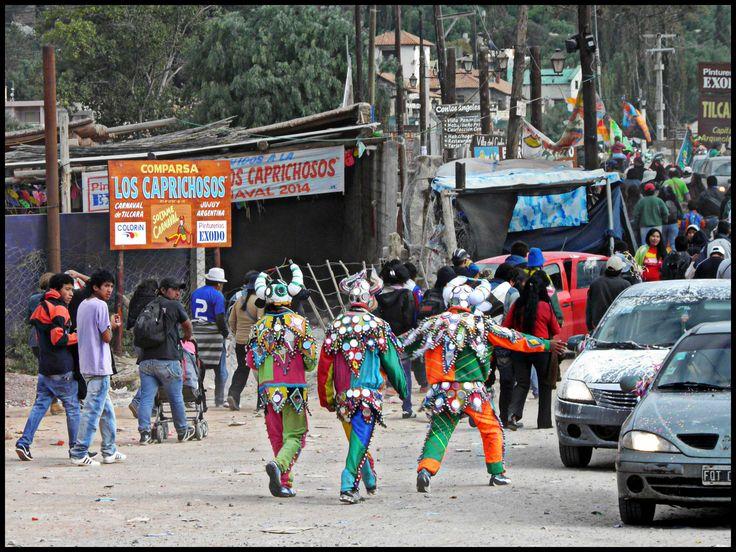 Carnaval - Tilcara- Jujuy