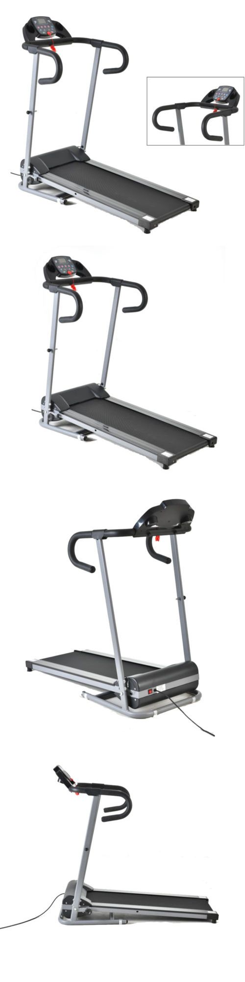 Treadmills 15280: Electric Fitness Treadmill Incline Walking Exercise Machine 500W Running Workout -> BUY IT NOW ONLY: $175.99 on eBay!
