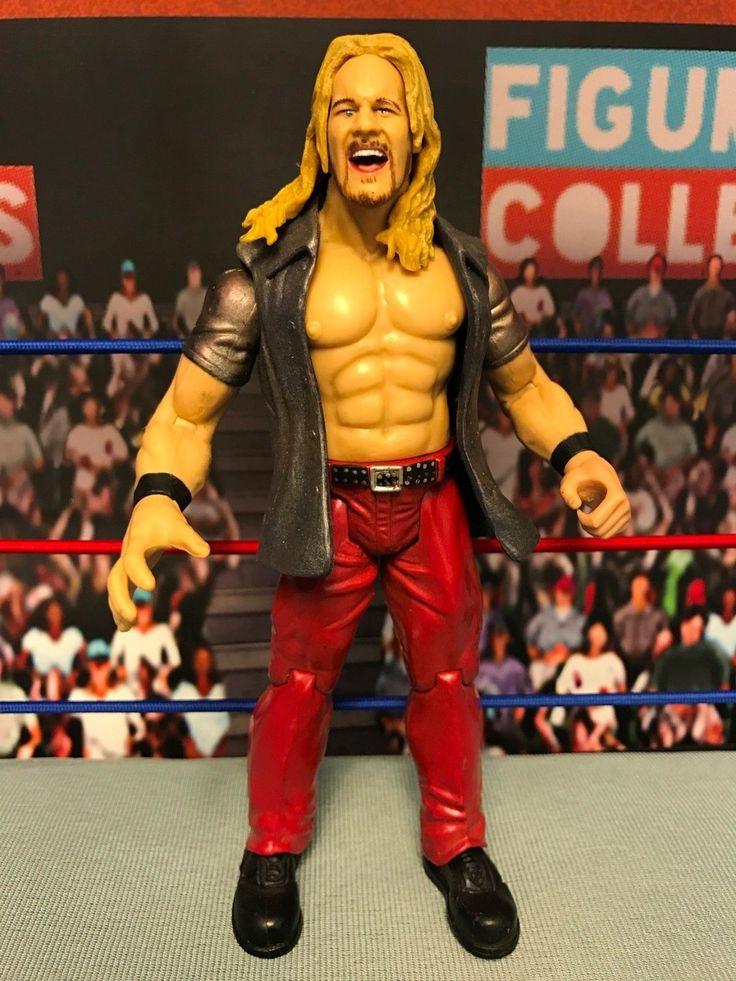 WWE Wrestling Jakks Titan Tron Live Rebellion Series 1 Chris Jericho Figure - http://bestsellerlist.co.uk/wwe-wrestling-jakks-titan-tron-live-rebellion-series-1-chris-jericho-figure/