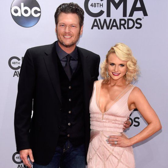 Blake Shelton and Miranda Lambert at the CMA Awards 2014 (SECOND MARRIAGE FOR HIM) ~ THEY ARE SO ADORABLE TOGETHER ~