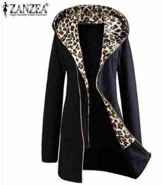 Značková dámská mikina ve stylu kabátu černé – Velikost L Na tento produkt se vztahuje nejen zajímavá sleva, ale také poštovné zdarma! Využij této výhodné nabídky a ušetři na poštovném, stejně jako to udělalo již …
