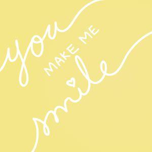 You Make Me Smile...and many more fun printables...
