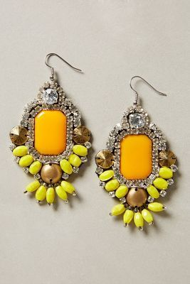 Anthropologie Rococo Candy Earrings #anthrofave #anthropologie #jewelry #women #accessories