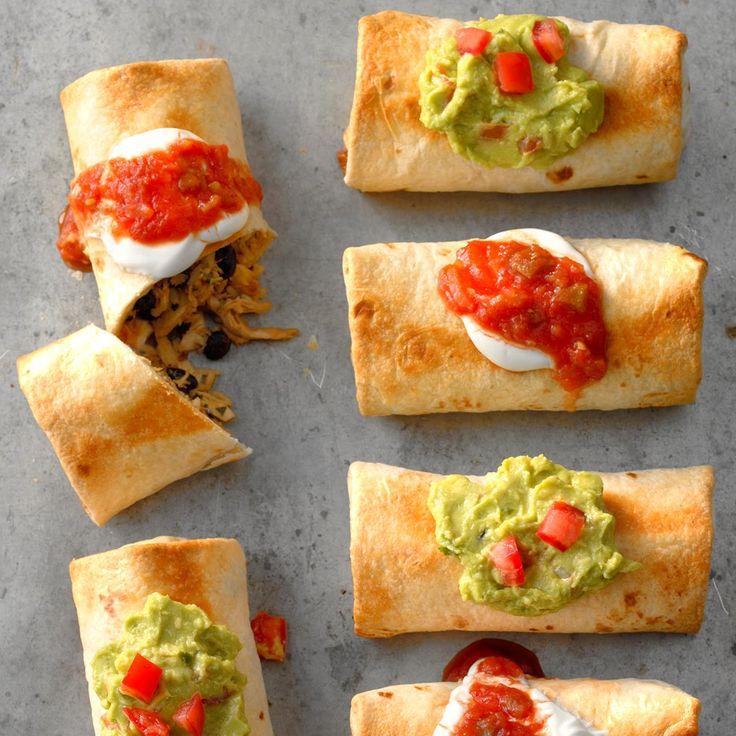 33 Mexican Chicken Dinner Recipes