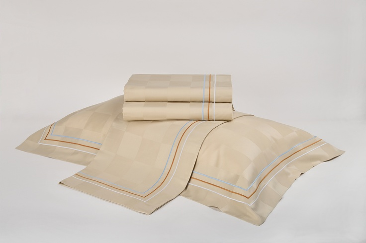 Sorrento Pure Egyptian Cotton Bed Set