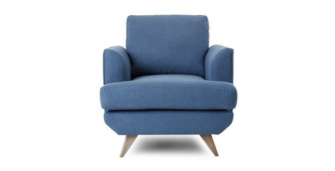 Lull Armchair Weave | DFS